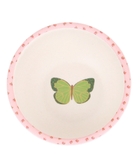 Love Mae Divided Plate Set - Butterflies