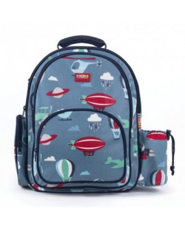 space monkey school backpack