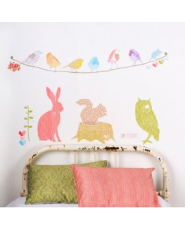 Forest Critters for Girls