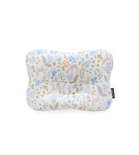 3D Air pillow -blue