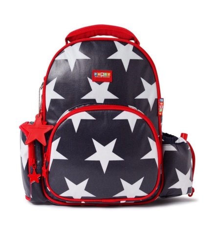 BACKPACK MEDIUM - NAVY STAR