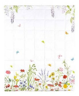 Toshi Quilt Print Butterfly