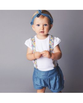 Love Henry Baby girl Lola Playsuit