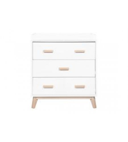 Babyletto Scoot 3 Drawer Dresser/Changer