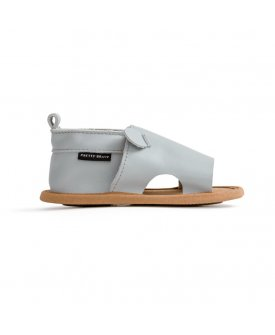 MENORCA SANDAL GREY MOUSE